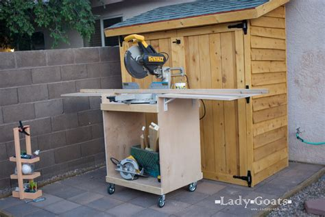 diy miter saw bench ana white miter saw cart diy projects