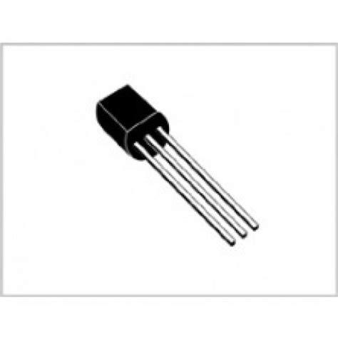 transistor website bc338 npn general purpose transistor 25v 800ma