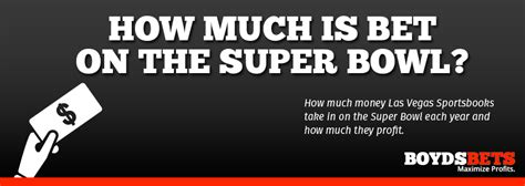 How Much Money Does The Winning Super Bowl Team Get - how much money is bet on the super bowl super bowl spreads