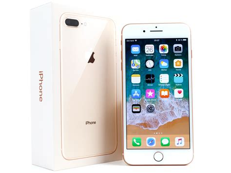 apple iphone 8 plus smartphone review notebookcheck net reviews