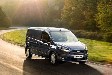 Ford Transit 2018 by Ford Transit Connect And Transit Courier 2018 Facelift