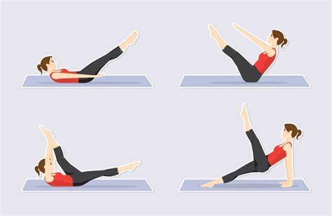 abdominales para mujeres en casa los 4 principales ejercicios abdominales para mujeres