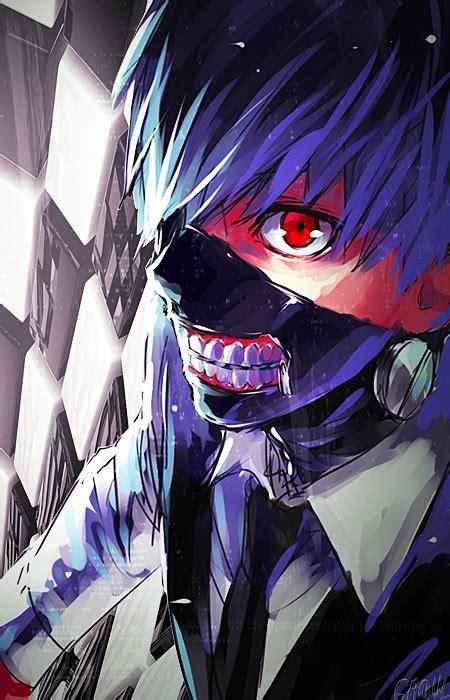 imagenes anime para celular fondo para celular kaneki by caruu chin on deviantart