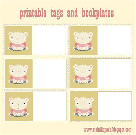 printable tags cute free printable cute little bear tags scrap little bear