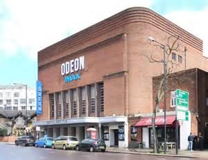 Odeon Cinema Swiss Cottage by Odeon Cinema Swiss Cottage South 169 Julian Osley