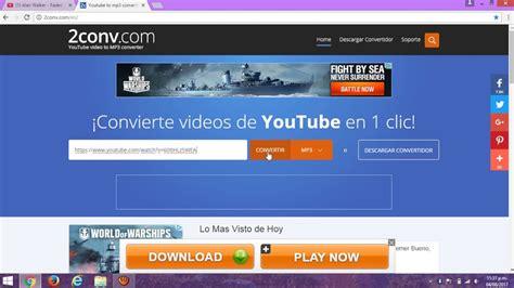 descargar bajar videos a mp3 de youtube sin programas descargar musica mp3 sin virus yokodwi