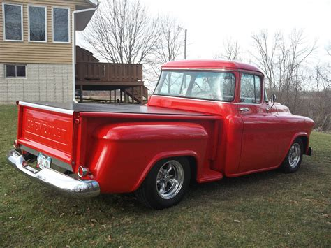 1957 chevy truck hot rod 1957 chevy truck ls1 pro touring hot rat rod ls 1 swap