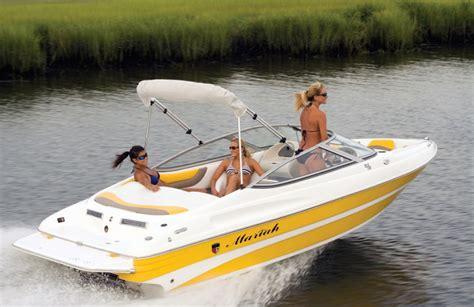 good bowrider boats mariah sx18 bowrider review yacht boat