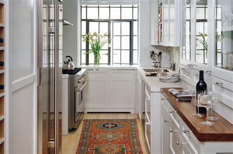cuisine 駲uip馥 petit espace idee cuisine petit espace deco maison moderne