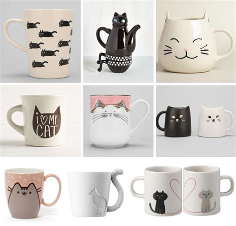 mugs for gifts cat mugs for your cat lover or cat cool gifting