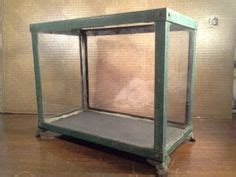 Fish Slate Deluxe 3 Lembar vintage 1930 s slate bottom aquarium with claw