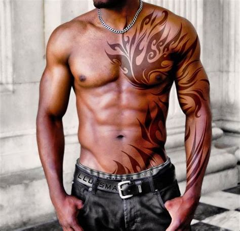 cool chest tattoos for men the 25 best cool chest tattoos ideas on best