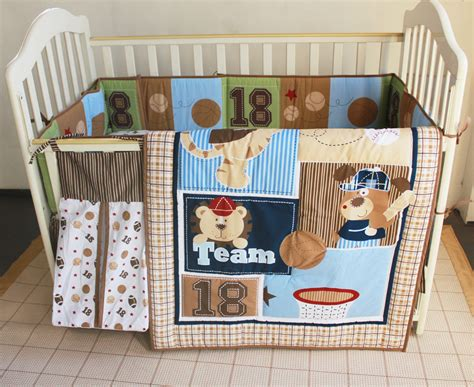 Crib Bedding Discount Discount 6pcs Aby Crib Bedding Set For