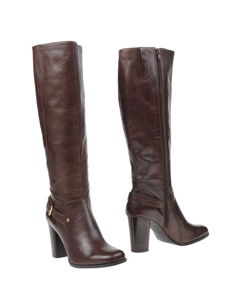 Celana Bigsize Soft Nine West nine west brown boots lyst