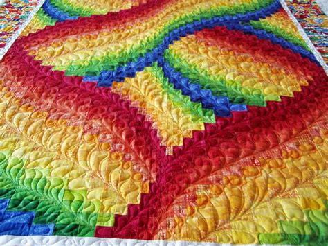 Bargello Patchwork - technique bargello in patchwork the handmade crafts