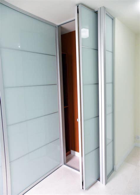 bi fold kitchen cabinet doors