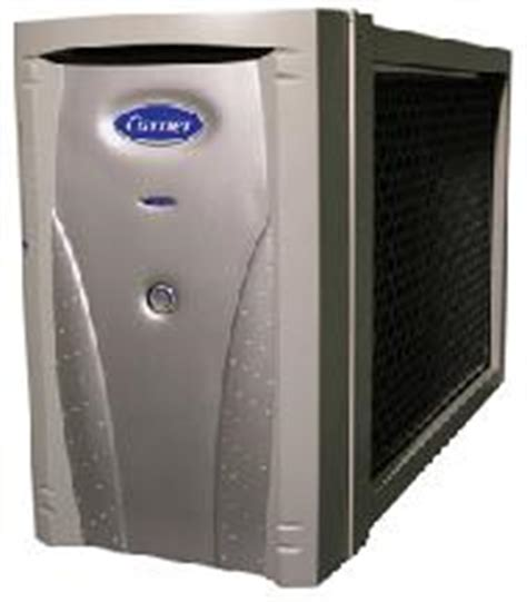 carrier electronic air cleaner