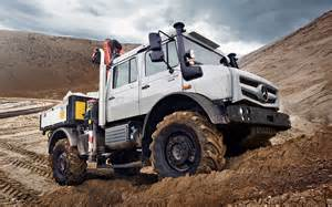 Mercedes Trucks Unimog The Mercedes Unimog Truck Trend Legends