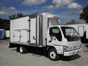 Isuzu Delivery Truck For Sale 2007 Gmc 4500 Isuzu Food Delivery Box Truck Florida