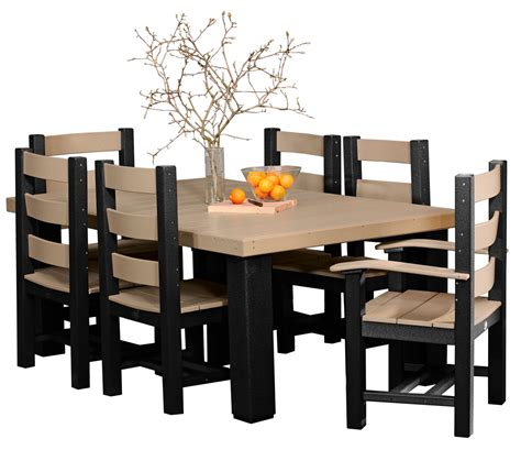 amish childrens table and chairs black amish table and chair set tables chairs