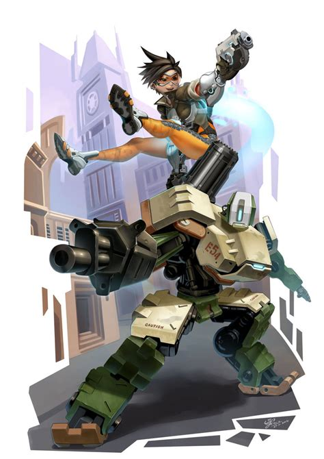 overwatch by agustinus on deviantart
