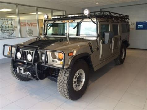 accident recorder 2000 hummer h1 interior lighting sell used 2004 hummer h1 in le roy new york united states for us 75 790 00