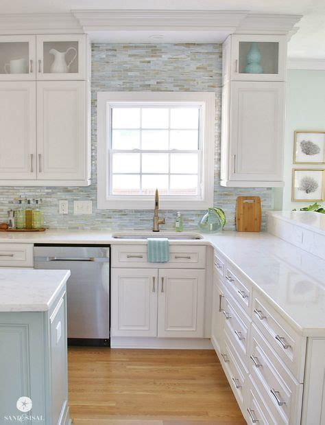 nautical kitchen backsplash best 25 coastal kitchens ideas on