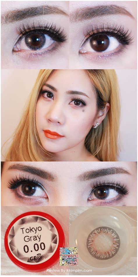 Mimi By Toni Jelly review คอนแทคเลนส 6 ค แบรนด mimi contact lens by toni