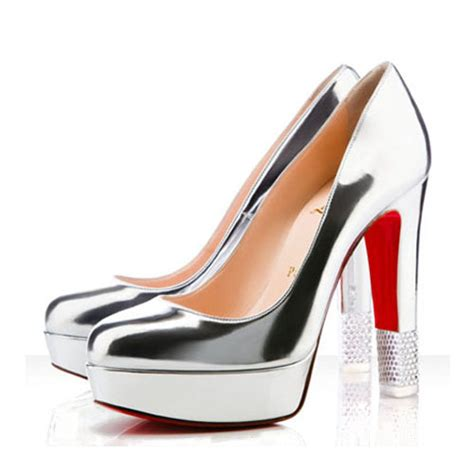 high heels on sale cheap 2018 christian louboutin bottom embellished 14cm high