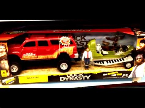 toy pickup truck and boat trailer duck dynasty truck and trailer toy with 8 pieces youtube