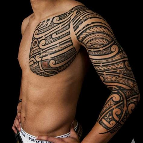 big tribal tattoos 30 ridiculously amazing tribal tattoos by california