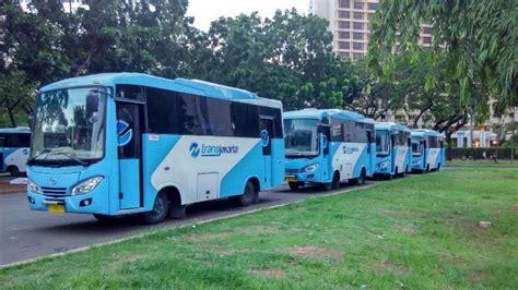 Tv Ukuran Sedang ini lima rute kopaja transjakarta