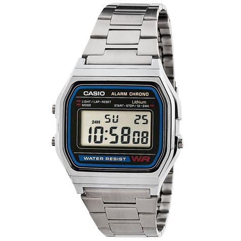 casio orologio orologio unisex casio a158wa 1cr