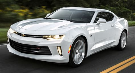 new camero chevy drops new performance parts and accessories for 2016
