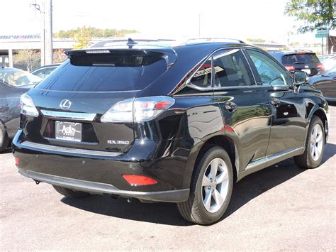 is lexus rx 350 all wheel drive used 2012 lexus rx 350 techpwr gate at auto house usa