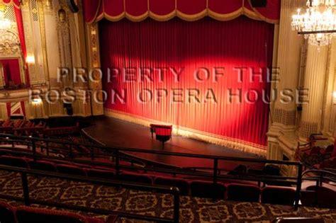 boston opera house seating chart mezzanine boston opera house seating chart view row d seat 32