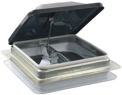 rv roof vent fan ventline ventadome trailer roof vent w 12v fan manual
