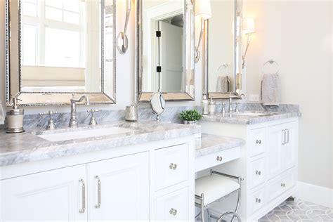 Modern Bathroom Makeup Vanity Contemporary Makeup Vanity Cleveland With Freestanding