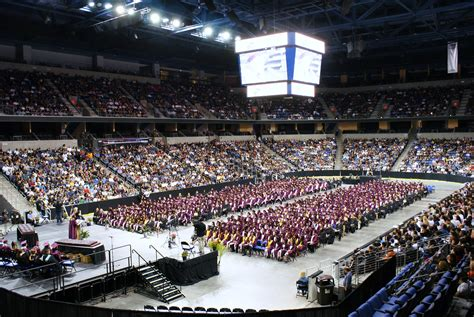 citizen bank arena seating chart graduations commencements citizens business bank arena