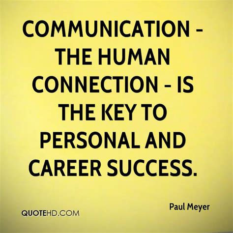 connecting the importance of relationships for success books communication quotes