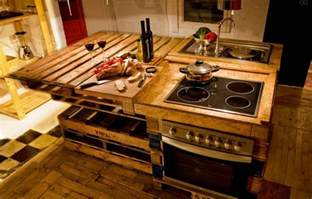 Kitchen Island Ideas Diy by Diy Pallet Furniture Ideas 40 Projects That You Haven T Seen