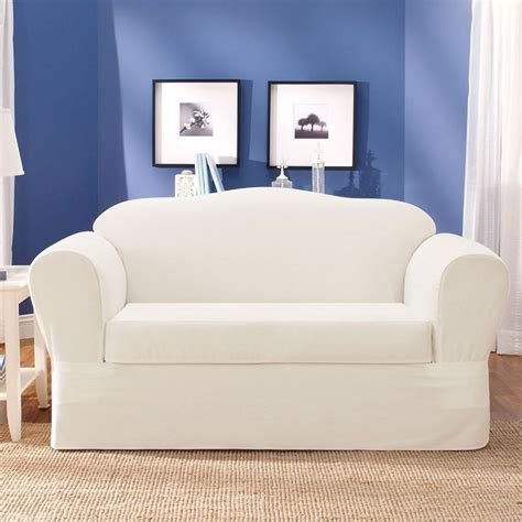 surefit sofa slipcover 19 best images about sure fit slipcovers on pinterest