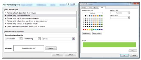 create drop down list in excel with color microsoft excel tips create drop down list in excel with color microsoft