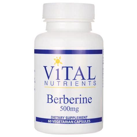 supplement berberine berberine