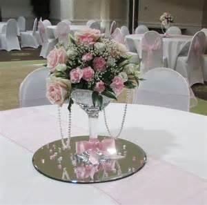 Martini Vase Wedding Centerpieces 25 Best Ideas About Martini Glass Centerpiece On