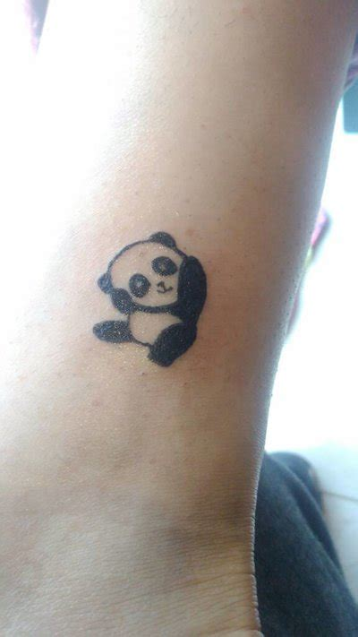 panda tattoo tattoo collections