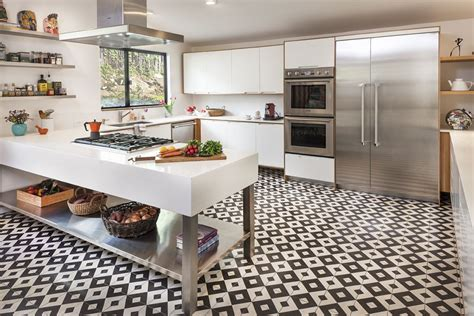 tile kitchen floor 18 beautiful exles of kitchen floor tile