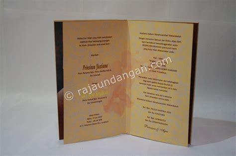 Plastik Undangan Plastik Opp Ukuran 11 5 X22 Cm undangan pernikahan hardcover prinsisca dan agus