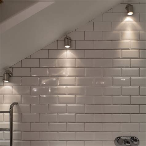 Lights On The Ceiling Wall Spot Light Wall Mounted Light In A Sloping Bathroom Ceiling Home Pinterest Light