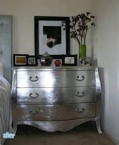 Silver Painted Furniture by 25 Best Ideas About Silver Painted Furniture On